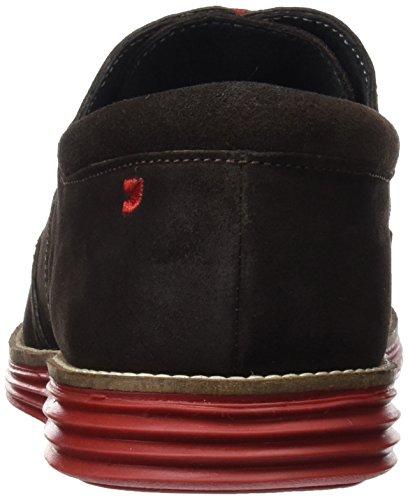 de Marrón Brogue Zapatos Brown Hombre Cordones Gioseppo 30681 para FUZEwE