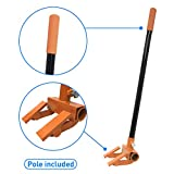 EasyGoProducts EGP-PAL-001 Destruktor-Heavy Duty Buster and Deck Wrecker with Pole- Pivoting Feet for Furniture and Pallet Dismantling