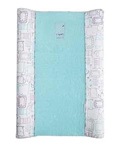Petit Praia E34196018 - Funda con zona de toalla para cambiador, multicolor