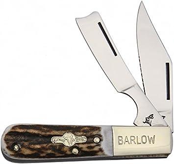 German Bull GB113-BRK Barlow Razor Deer Stag