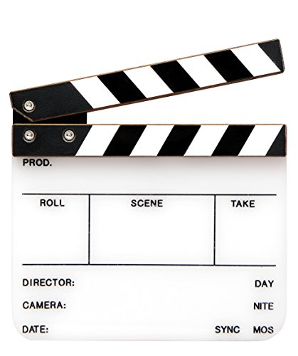 Hollywood Clapperboards 6