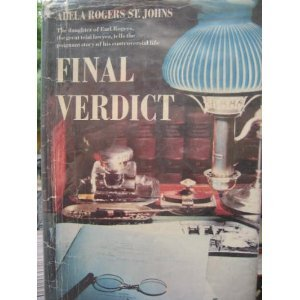 Final Verdict by Adela Rogers St. Johns