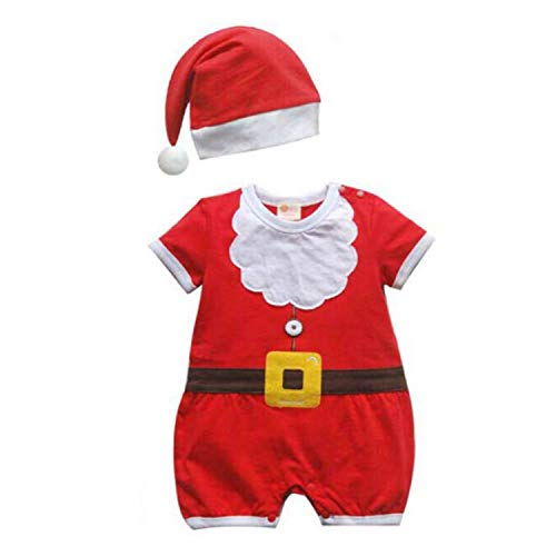 Amazon.com: USSOLID Vestidos Comunion Children Christmas Clothing Boys and Girls Christmas Santa Claus Costumes Baby Girls Dress: Clothing