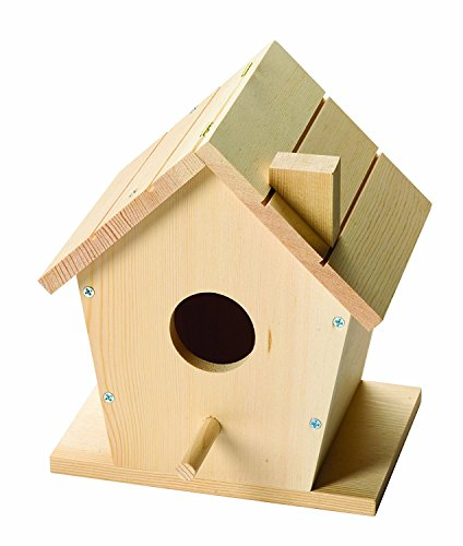 Red Box Tools - Red Tool Box Birdhouse