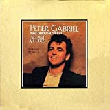 Red Rain / GA-GA (I Go Swimming Instrumental) & Walk Through The Fire - Peter Gabriel [vinyl 12