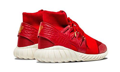 Adidas Men Tubular Doom Cny (rosso / Rosso Potere / Oro Metallizzato) Powred / Powred / Goldmt