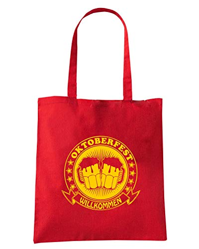 Shopper Speed BEER0007 Borsa Shirt Rossa wf1rwqE