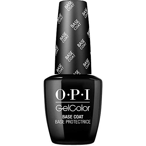 OPI GelColor, Gelcolor Base Coat, 0.5 Fl. Oz. gel nail polish base coat