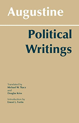 Augustine: Political Writings (Hackett Classics) by Brand: Hackett Pub Co