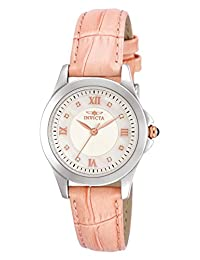 Invicta Women's 12544 Angel Stainless Steel Diamond-Accented Watch with Interchangeable Straps