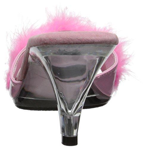 Ellie Chaussures Femme 305 Sasha Robe Sandale Rose