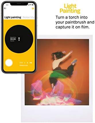 Polaroid Originals OneStep+ Black (9010), Bluetooth Connected Instant Film Camera 41mk7QtMqcL