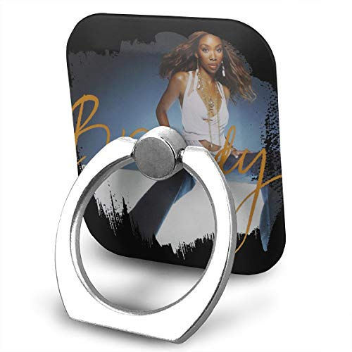 EdithL Brandy Afrodisiac Cell Phone Finger Ring Stand, Car Mount 360 Degree Rotation Universal Phone Ring Holder Kickstand for iPhone/iPad/Samsung
