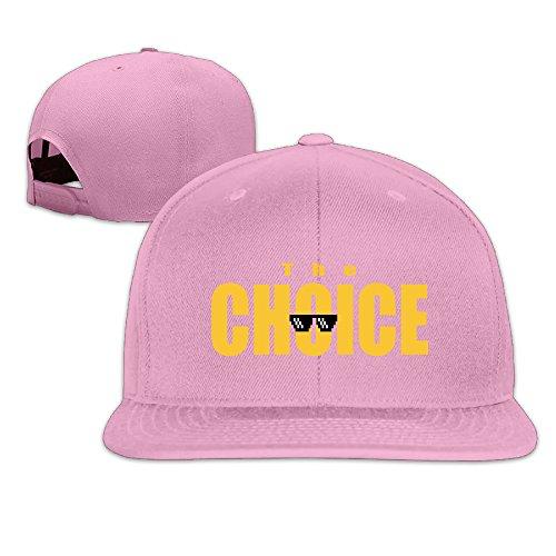 Custom Unique Adult Sunglasses Choice Hip Hop Cap Hats ()