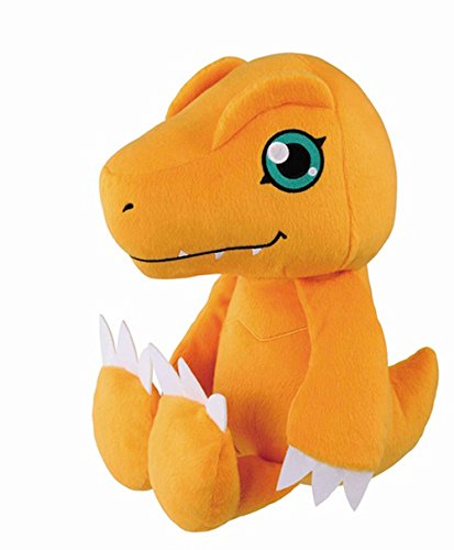 Digimon Adventure huge Agumon stuffed toy