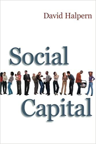 Book Social Capital by David Halpern (2004-12-10)