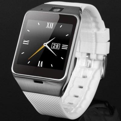 Amazon.com: GV18 Aplus Smart Watch Phone WHITE: Electronics