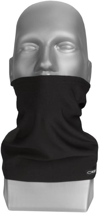 Gwinner Masque de ski cache cou deux couches de tissue Combo II