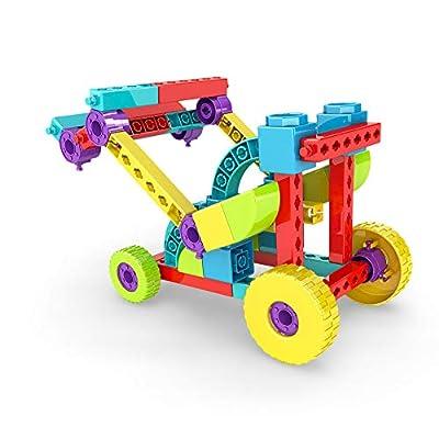 Engine Qboidz 20 in 1 Set Multi Models Building Kit: Toys & Games