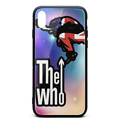 The-Who-Mod-Target- Basic Skid-Proof Cute Mobile iPhone x xs case