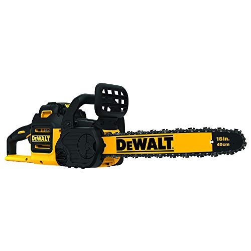 DEWALT DCCS690M1 40V 4AH Lithium Ion XR Brushless Chainsaw, 16'