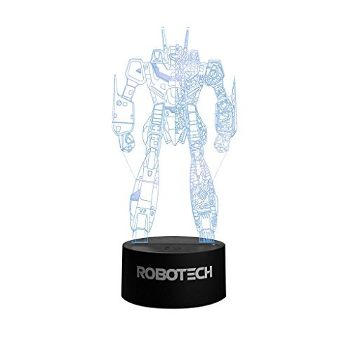 Robotech LED Lamp - Loot Crate Anime Exclusive (December 2016)