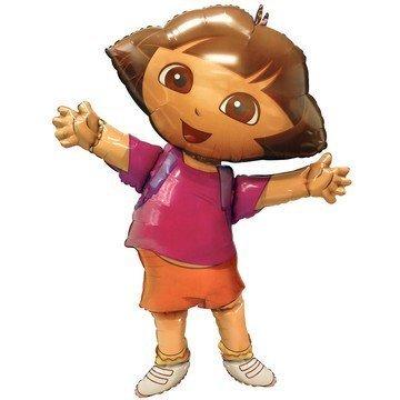 Dora The Explorer Airwalker Foil (Dora The Explorer Costumes Adult)