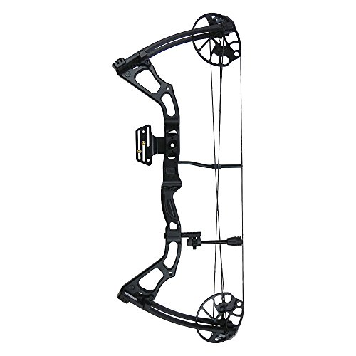 iGlow 15-70 lbs Black/Green/Camouflage Camo Archery Hunting...