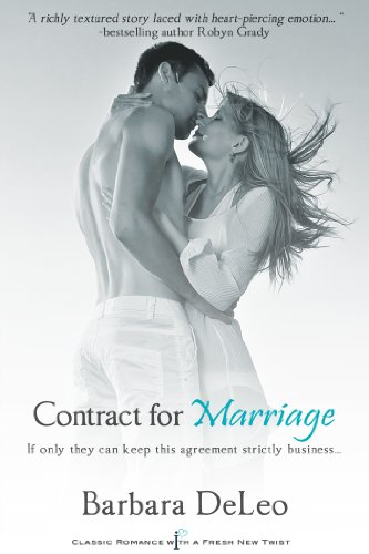 Contract for Marriage (Entangled Indulgence) cover