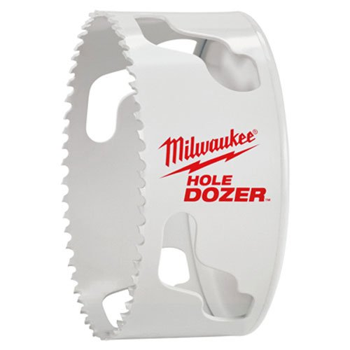 Milwaukee 49-56-0243 5-Inch Ice Hardened Hole Saw