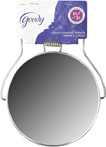 Goody Mirror 2 Sided Makeup (Pack of 3) (Goody Two Sided Mirror)