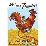 ANIMAUX FERME 7 FAMILLES