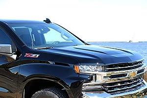 """2006-2019 Chevrolet Silverado 3500-13/"""" SHORT Flexible Rubber Antenna FITS"""