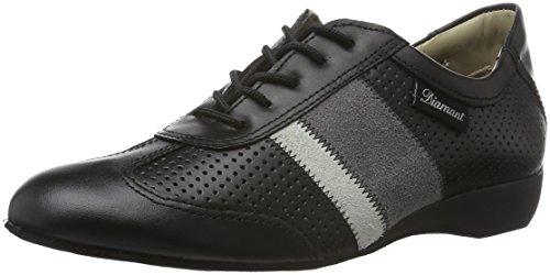 Diamant Herren Ballroom Sneaker Tanzschuhe 124-225-159, Zapatos de Danza Moderna/Jazz para Hombre gris