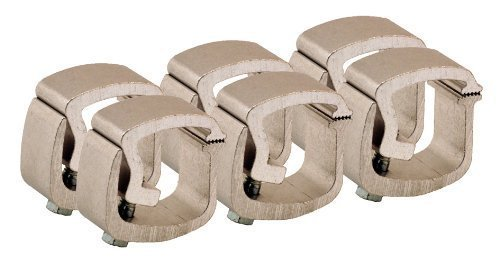 API AC101 Mounting Clamps for Truck Caps / Camper Shells (6 Pack)