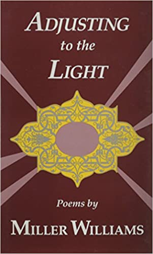Book Adjusting to the Light: Poems