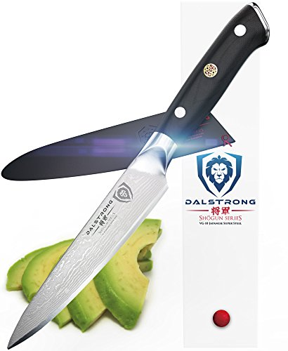 "DALSTRONG Utility Knife - Shogun Series Petty - VG10 - 6"" (152mm)"
