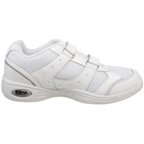 Drew Shoe Mujeres Venus White Leather / Mesh