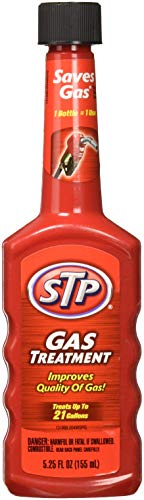 Warren Distribution STP Gas Treatment, 5.25 Ounce – 12 per case.