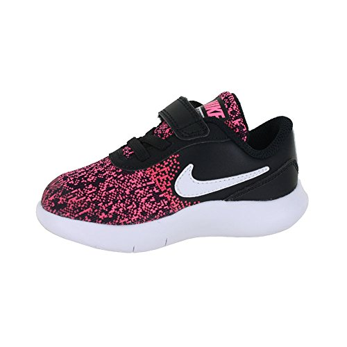 Nike Flex Contact (TDV), Zapatillas de Trail Running Unisex Niños Negro