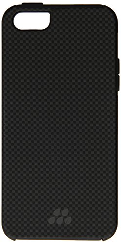 (Evutec Karbon Osprey SP Carrying Case for Apple iPhone 5/5s - Retail Packaging - Black/Gray)