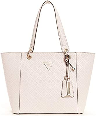 Guess Shopper Bag for Women - Cream, Cream,