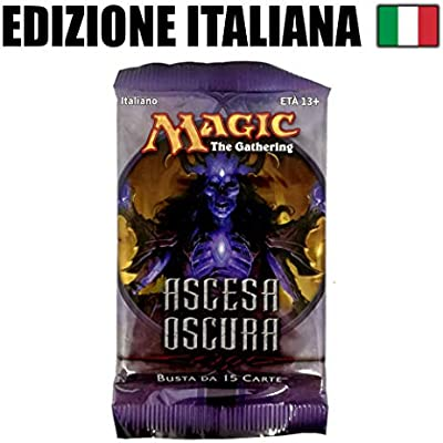 Magic The Gathering Dark Ascension - 15 Cards Booster Pack (IT ...