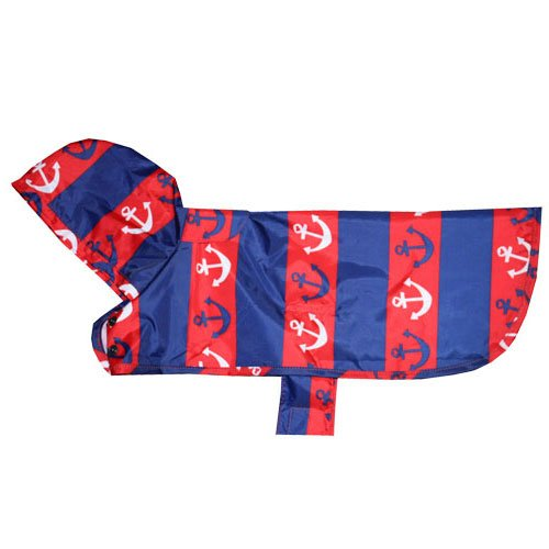 Packable Dog Rain Poncho