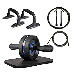 Upgraded 6-in-1 AB Wheel