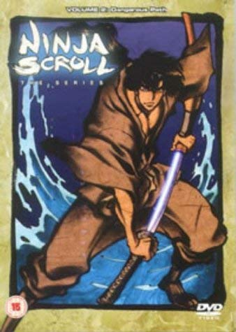 Amazon.com: Ninja Scroll - the Series - Vol. 2 [UK Import ...