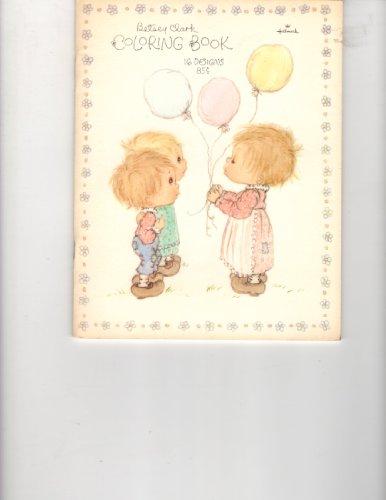 Betsey Clark Coloring Book 16 Designs