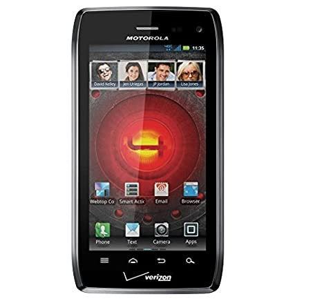 Motorola DROID 4 4G Android Phone (Verizon Wireless) - Prepaid Only