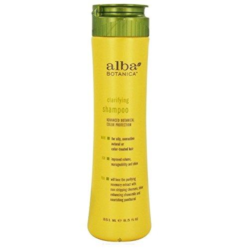 Alba Botanica Hair Care Cleanse Clarifying Shampoo, 8.5 Fluid Ounce