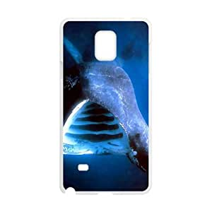 Happy Creative Big Mouth Custom Protective Hard Phone Cae For Samsung Galaxy Note4
